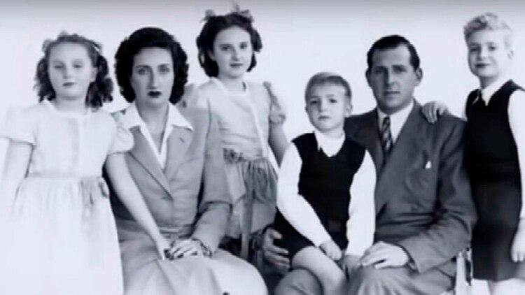 Los borbones, familia real española