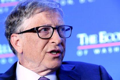 El fundador de Microsoft, Bill Gates. EFE/Lenin Nolly/Archivo