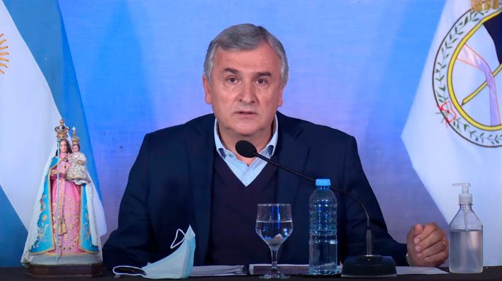 Gerardo Morales - Gobernador de Jujuy