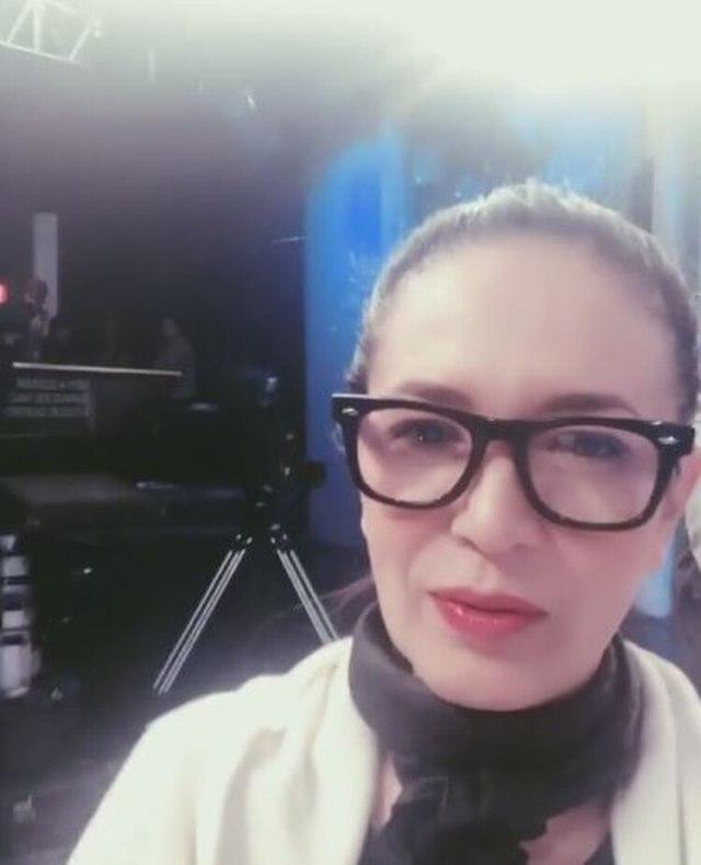 Yolanda Andrede habló para el periodista Joaquín López Dóriga con quien reveló su relación con Veronica Castro