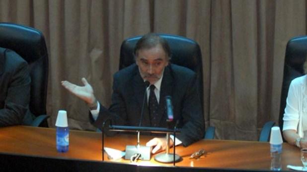 Leopoldo Bruglia, uno de los jueces que presentó el amparo
