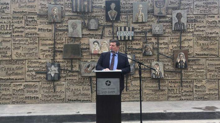 Ariel Gelblung, representante para América Latina del Centro Simon Wiesenthal, manifestó su aprobación por la decisión del gobierno argentino