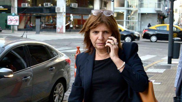 La presidenta del PRO, Patricia Bullrich (Foto: Gustavo Gavotti)