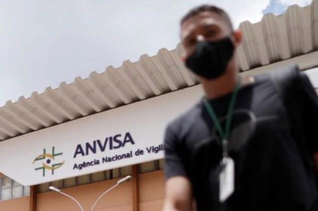 FOTO DE ARCHIVO. Vista general de la sede del regulador sanitario brasileño Anvisa en Brasilia, Brasil. 23 de febrero de 2021. REUTERS/Ueslei Marcelino