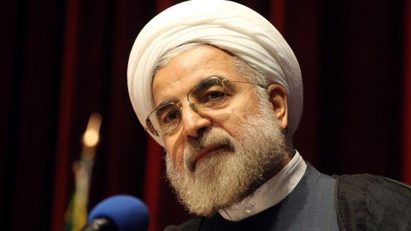 Hassan Rouhani fue reelecto presidente en 2017 (AFP)