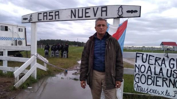 Banderazo Entre Ríos-Grabois-Etchevehere