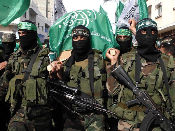 Los terroristas de Hamas tienen el control de la Franja de Gaza