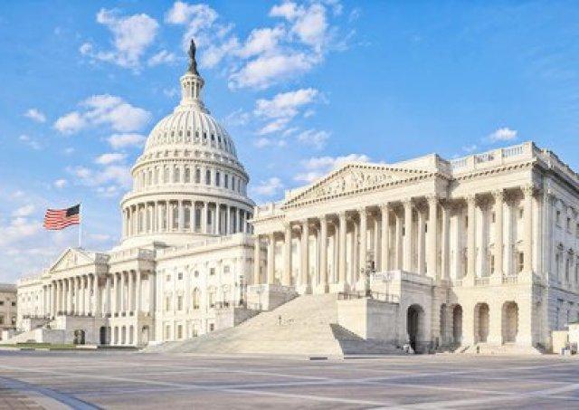 Capitolio de Estados Unidos (Foto: Viator)