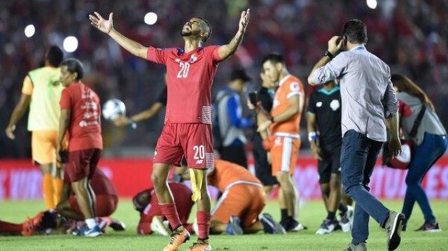 Panamá jugará un Mundial de mayores por primera vez en su historia(AFP)
