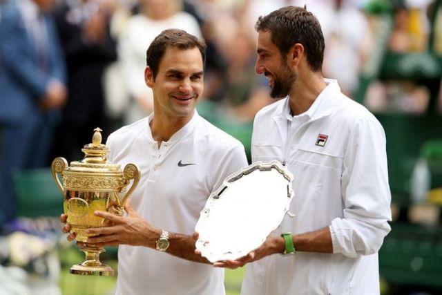 El suizo se quedó con su octavo Wimbledon