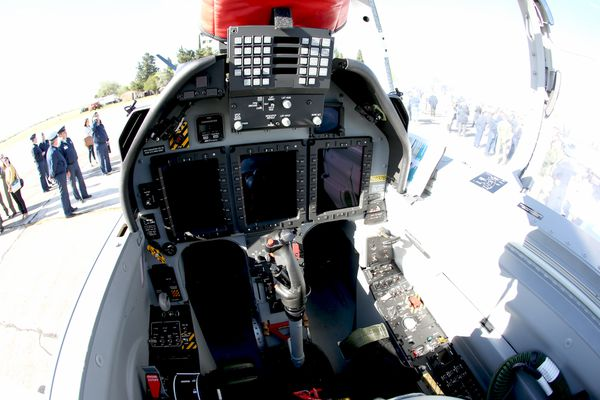 Los pilotos argentinos recibieron en Estados Unidos 25 de horas de vuelo