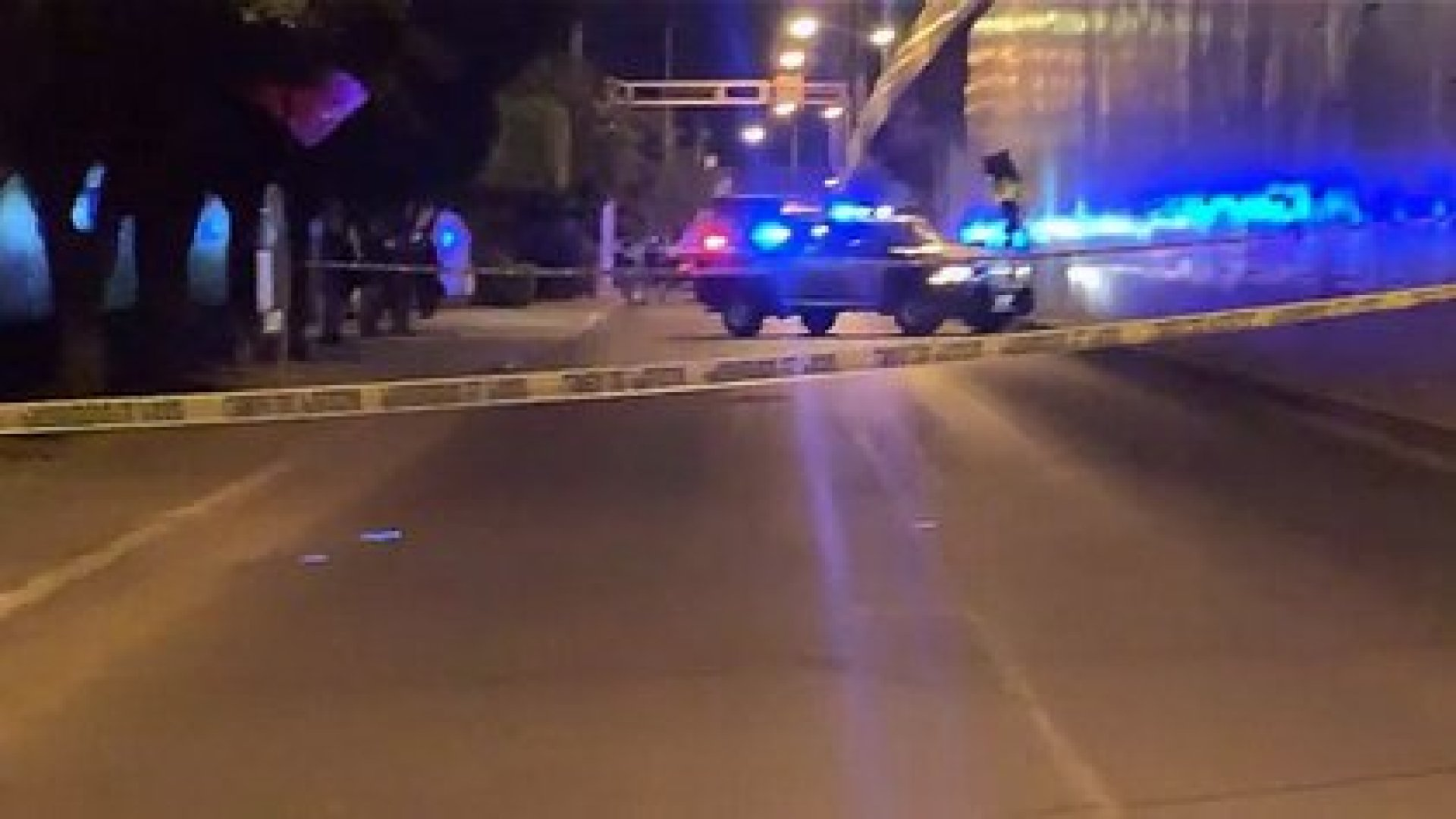 A body hung on a bridge in Celaya, Guanajuato, was found last Wednesday (Photo: Twitter @ Red Code)