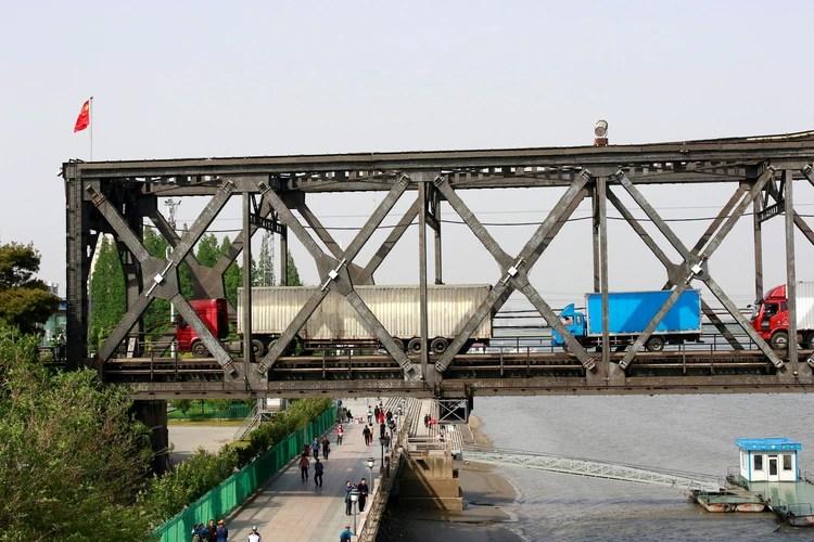 La frontera entre China y Corea del Norte ha sido cerrada por órdenes del régimen de Kim Jong-un (Reuters)