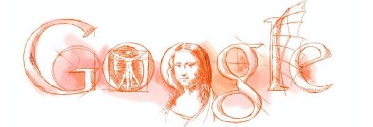 También recordó un 14 de abril el nacimiento del pintor Leonardo da Vinci, quien se cree nació un 15 de abril de 1450 (Foto: Google)