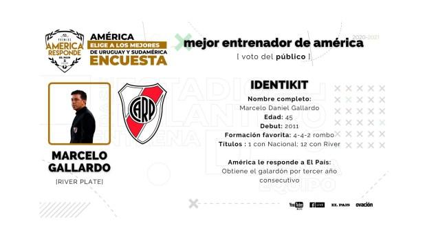 Gallardo-mejor-entrenador-de-Sudamerica-ovacion-uruguay