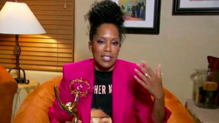 Regina King (Foto: The Television Academy y ABC Entertainment vía AP)