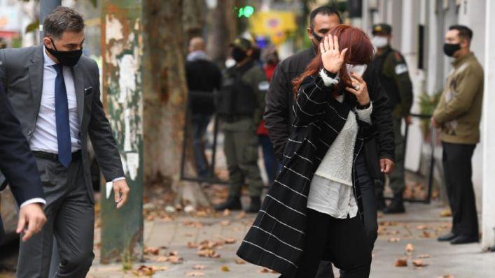 Cristina Fernández de Kirchner - Tribunales Lomas de Zamora