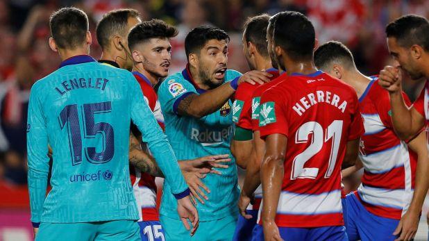 El Granada es líder a 1 punto del Barcelona REUTERS/Marcelo Del Pozo