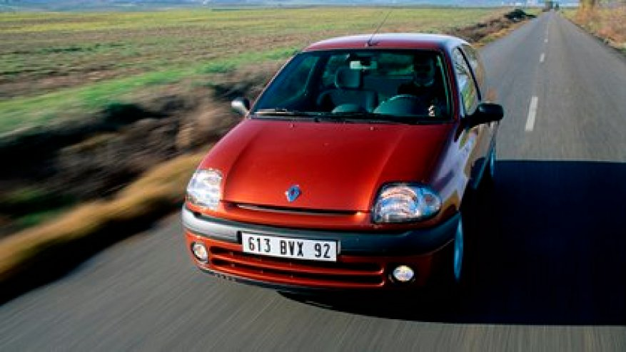 In the region, with many changes, it was marketed until 2016 (Renault)