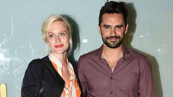 Brenda Gandini y Gonzalo Heredia