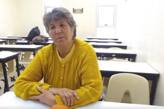 Margarita Alanís, madre de Campira Carmolinga víctima de feminicidio (Foto: Patricia Juárez / Infobae México)