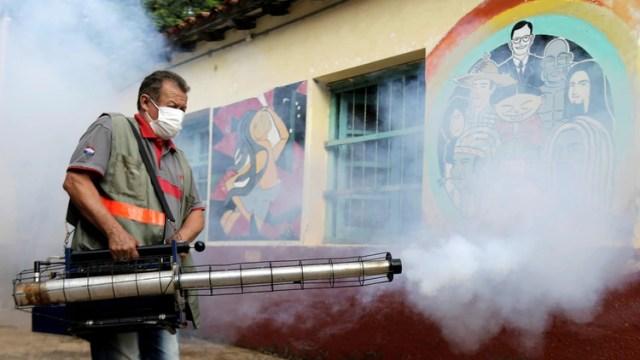 Ya son 27 los casos de coronavirus registrados en Paraguay (Reuters)