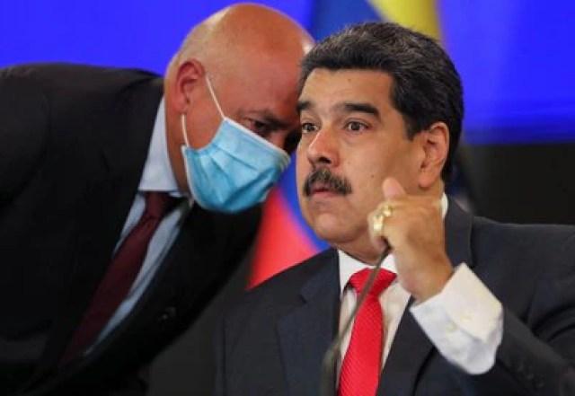 Jorge Rodriguez, presidente de la Asamblea Nacional chavista, anunció que la Ley de Ciberespacio podría ser aprobada este año por el Parlamento (REUTERS/Manaure Quintero)