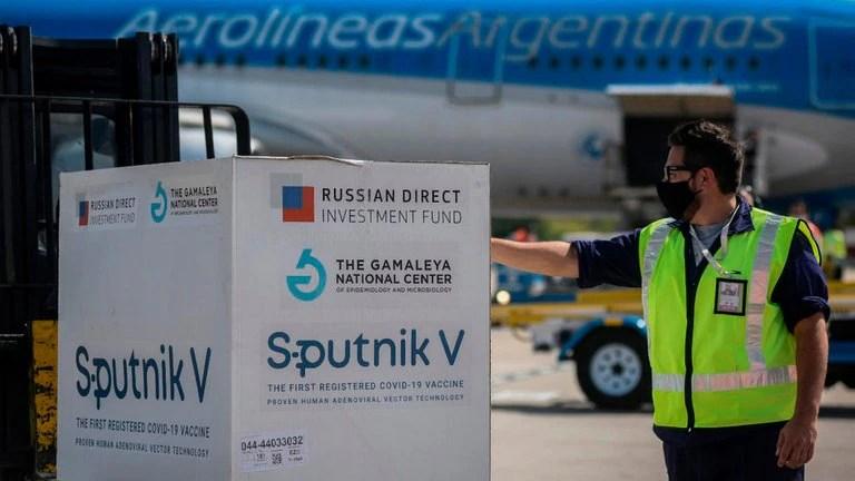 Qué dijo Rusia sobre la falta de segundas dosis de la vacuna Sputnik V en Argentina