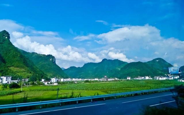 Tongzi, en China, donde se realizó el hallazgo de un posible pariente desconocido del Homo sapiens en la historia de la evolución humana. (Wikipedia)
