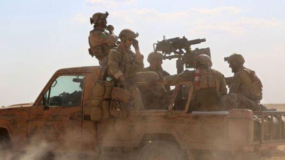 EEUU apoya a los rebeldes en el este de Siria en su lucha contra ISIS(AFP)