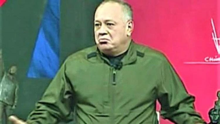 Diosdado Cabello, contra El Nacional y La Patilla