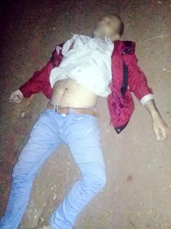 Edgard Montenegro Centeno fue asesinado junto a su hijo Yalmar mientras se refugiaban en una comunidad hondureña fronteriza con Nicaragua