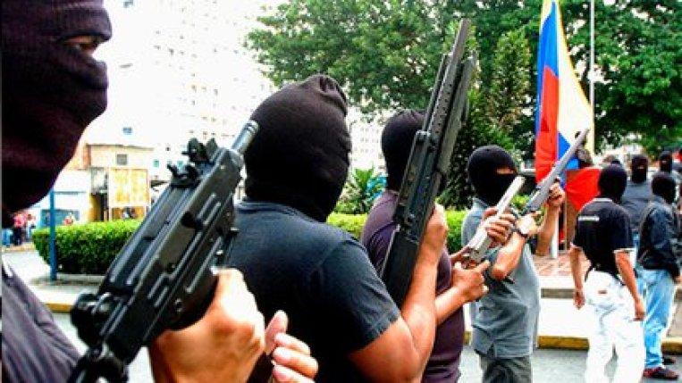 Civiles armados en Venezuela