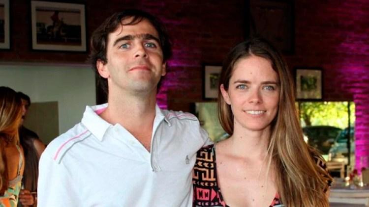 En 2012 se casó con el arquitecto César Bustos