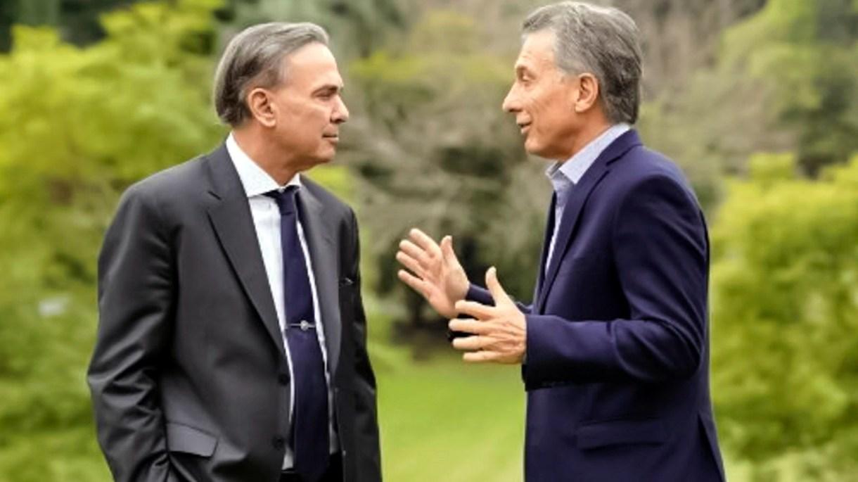 Macri y Pichetto, la formula de Juntos por el Cambio que pretende derrotar a Alberto Fernández y Cristina Fernández