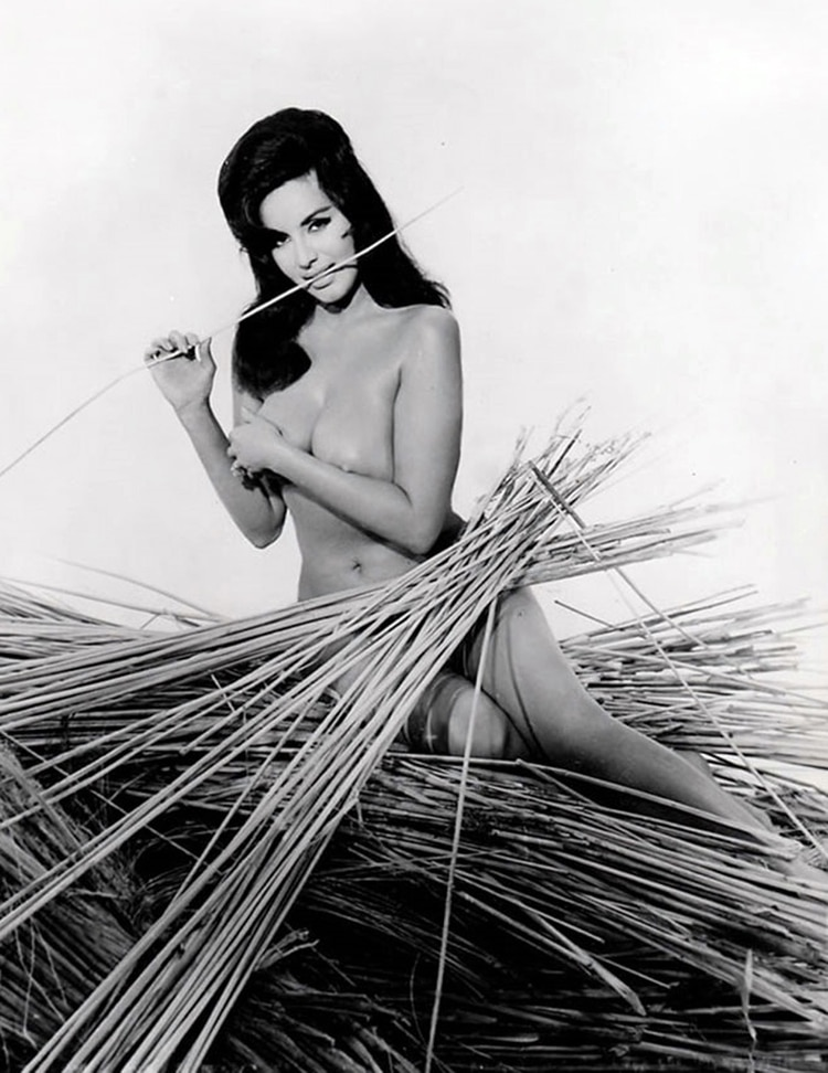 """En noviembre de 1958 llegaba a los cines """"El trueno entre las hojas"""", con Isabel Sarli como protagonista"""