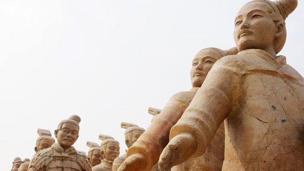 Jamás se abrió la tumba de Qin Shi Huang (IStock)