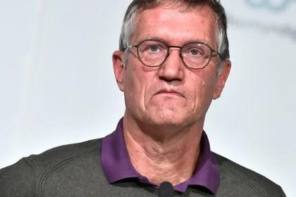 Anders Tegnell, epidemiólogo jefe de la Agencia de Salud Pública (TT News Agency/Claudio Bresciani via REUTERS)