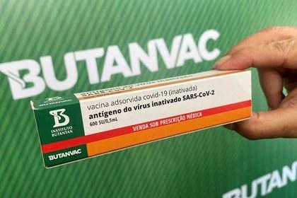 Brasil inició la producción de Butanvac, su primera vacuna contra el COVID-19 (REUTERS/Leonardo Benassatto)