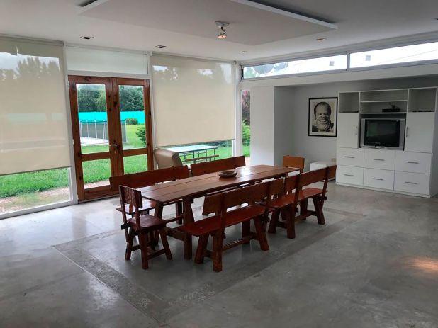la nueva casa de Maradona