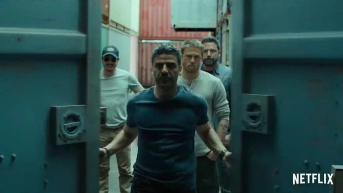 El tráiler de 'Triple frontera': Ben Affleck y Oscar Isaac lideran el potente thriller de Netflix