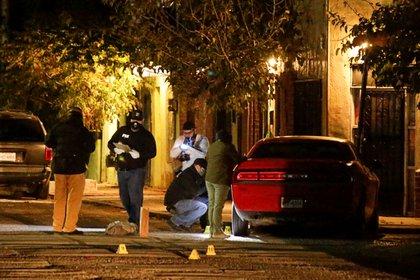 El fiscal dijo que continuaban las indagatorias para afianzar el vínculo con el crimen (Foto: REUTERS/José Luis González)