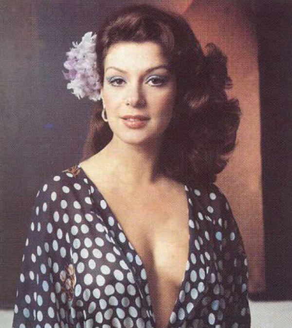Virginia Vallejo era la presentadora más famosa de la televisión colombiana