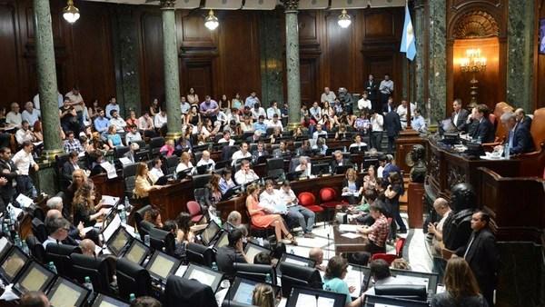 Pérez Volpin asumió en la Legislatura el 10 de diciembre 2017