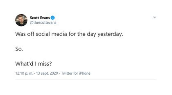 El mensaje del hermano de Chris Evans