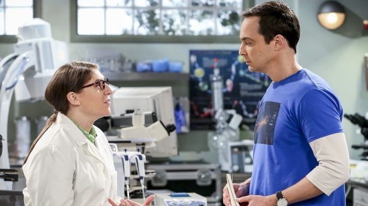 "Este domingo se devela el futuro de futuro ""Shamy"" (Sheldon y Amy)."