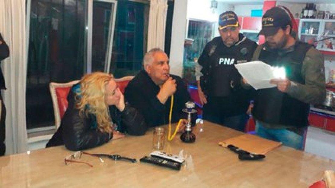 "Así detenían al ""Pata"" Medina en 2017"