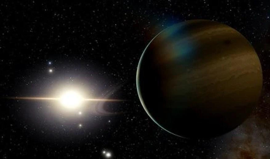 Astronomers used NASA's Transiting Exoplanet Study Satellite (TESS)