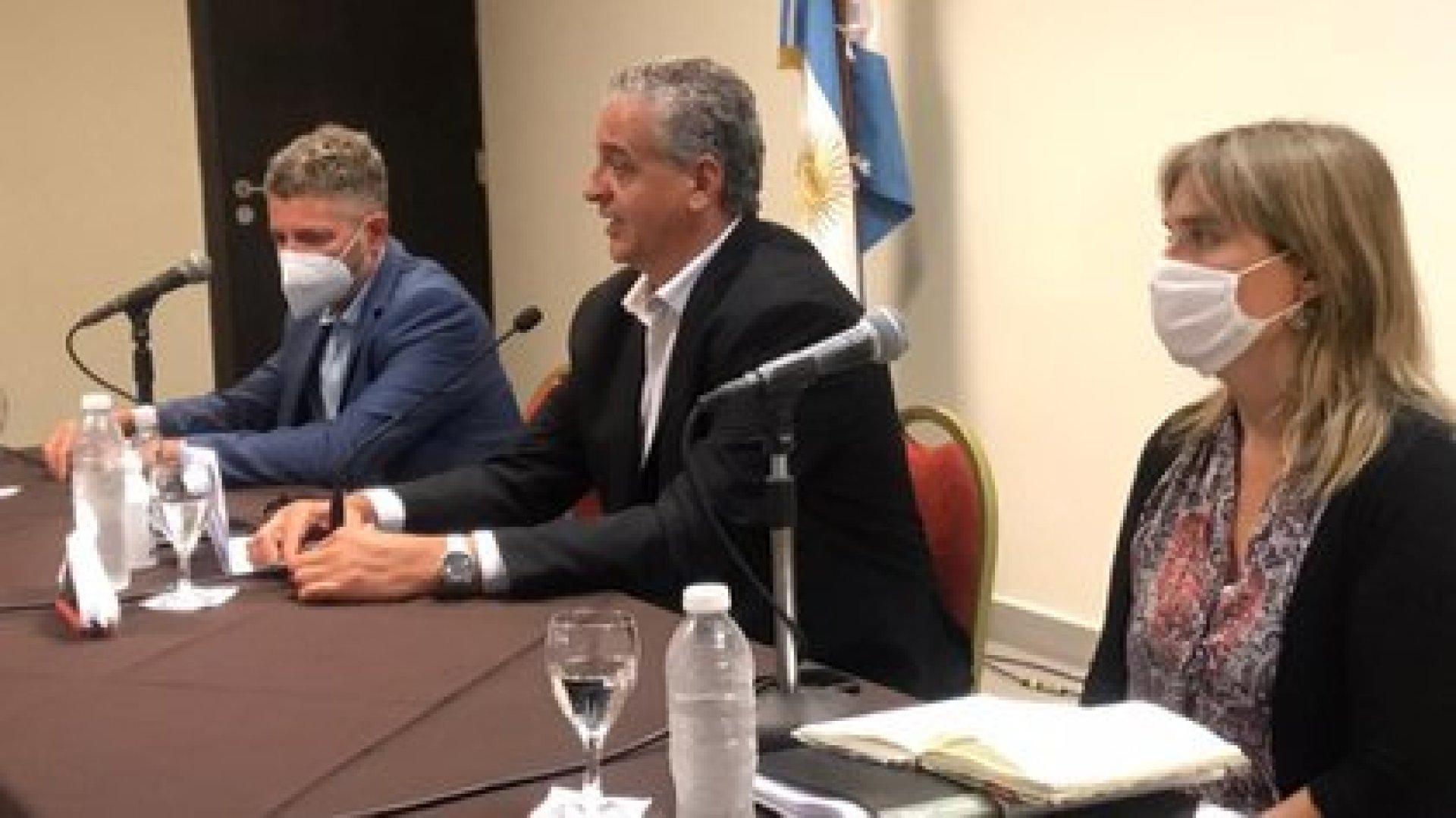 El secretario de Derechos Humanos, Horacio Pietragalla, desestimó las denuncias