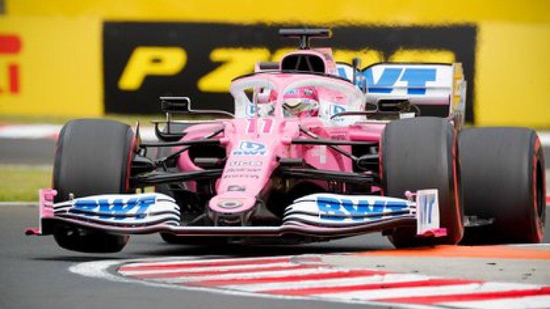 """""""Checo"""" Pérez agradeció todas las muestras de cariño que ha recibido de parte de otros pilotos y seguidores de la Fórmula 1 (Fotografía: Prensa Pirelli)"""